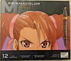 Prismacolor Premier Manga Double Ended Art Markers Fine and Chisel Tip 1759444
