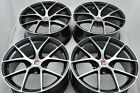 17 Wheels RAV4 Camry Optima Elantra Avalon iM tC xB Forte Soul Edge Rims 5x1143