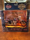 Harley-Davidson 2001 Metal Maxx Custom Collectible Springer Softail FXSTS/FXSTSI