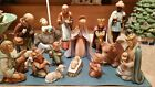 HUMMEL Goebel 15 PC Christmas NATIVITY SET 214 large perfect condition