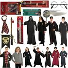 Adults and Children Harry Potter Deluxe Fancy Dress Costume Outfit  Accessories