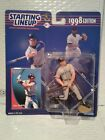 1998 Alex Rodriguez Seattle Mariners Kenner Starting Lineup