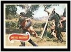 1969 topps Planet of the Apes Green Back card # 10