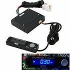 Universal HKS Blue LED Display Car Turbo Timer Type 0 Fit For All Models Cars