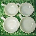 4 Vintage Glassbake Milk Glass 5