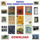 FRENCH MAIL-ORDER CATALOGUES MANUFRANCE DOWNLOAD PDF