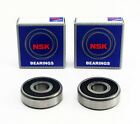 Yamaha TZR250  2 x 6301 Front Wheel Bearings  Made in Japan