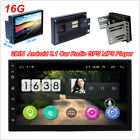 Android 81 7inch 16GB Car Radio GPS Navigation Audio Stereo DVR WiFi MP5 Player