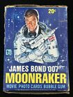 Topps James Bond 007 Moonraker Trading Card Box