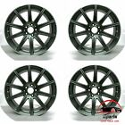 SET OF 4 MERCEDES CLS550 E63 AMG 2012 2016 19 FACTORY OEM STAGGERED WHEELS RIMS