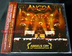 Taiwan 2-CD w/OBI NEW! ANGRA Angels Cry 20th Anniversary Tour Tarja Fabio Lione