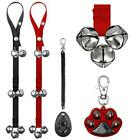 SINGARE Set of 2 Dog Doorbells for Dog Training and Housebreaking Your Doggy