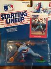 1988 JUAN SAMUEL - Starting Lineup - SLU- KENNER Sports Figurine - Phillies