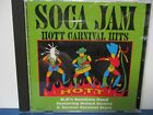 Soca Jam Hott Carnival Hits - KP's Sunshine Band etc. - CD - MINT cond. - E19-29