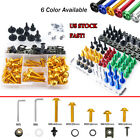 For Yamaha Tmax500 2010-2011 CNC Accessories One Set Fairing Screw Spike Fixing