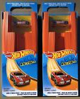 Lot Of 2 HOT WHEELS Car And Track PacksEach Includes 15ft Of Track