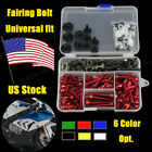 For BMW R1200R 2011-2017 Motorcycle Accessories Full Set Fairing Screw Fixing