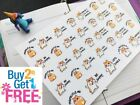 PP323 I Love Me Icons Life Planner Stickers for Erin Condren 33pcs