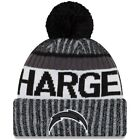 San Diego Chargers New Era Knit Hat Sideline Beanie Official Cap