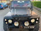 Series 1 Land Rover 1957 V8 Lpg gassed