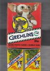 1984 Topps Gremlins Full Box 36 Mint Packs Original Stock NO Stickers Variation!