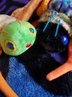 Lot Of 2 TY Beanie Babies, Glow And Twitterbug!