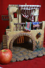 FONTANINI ROMAN INC THE HOME FOR THE 5 INCH HEIRLOOM NATIVITY VILLAGE