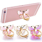 360 Cell Mobile Phone butterfly Holder Ring Stand Finger Bracket ACCESSORIES