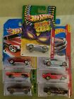 Hot Wheels 67 68 69 70 13 Copo Chevy Camaro Zamac paint tampo wheel errors lot