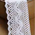 10yards 100 Cotton Lace Edge Trims Diy Ribbon Applique Crochet Sewing