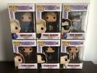 Funko Pop The Breakfast Club COMPLETE set of 6 Andrew Brian John Bender Claire +