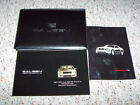 2007 Ford Mustang Saleen S281 Coupe Convertible Owner Owner's Manual Set 3V E SC