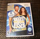 Biggest Loser Challenge Nintendo Wii 2010 Game with case