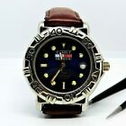Tommy Hilfiger Diver's 1500 Professional 200 Meters Date Watch New Battery Runs