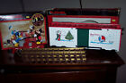 Lionel Large Cars 2 Mickey  Donald Handcar  Christmas Boxcar 8 87207 87015