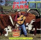 On Farm With Ronno - CD BRAND NEW/STILL SEALED Ships next day