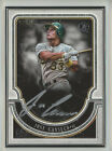 2018 Topps Museum Collection JOSE CANSECO Framed Auto Autograph 13 15 Athletics