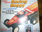 Vintage Radio Control Racing Buggy 1/15 Scale Radio Control by Play Group NEW