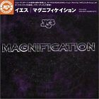 YES Magnification JAPAN CD TECI-26156 2003 NEW