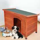 Dog House Pet Outdoor Large Weather All Durable Kennel Dog house Wood Medium