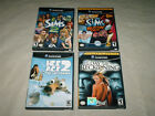 The Sims 2 + Bustin' Out + Ice Age & WWE Day of Reckoning Nintendo Gamecube/Wii
