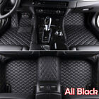 For Bmw 5-series F10 E60 520i 525i 528i 530i 535i Car Floor Mats Waterproof Auto