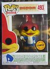 Funko POP! Vinyl Animation WOODY WOODPECKER #493 Chase Limited Edition Exclusive