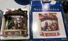 Kirkland Signature WATER WINDOW NATIVITY 166869 Creche Away in Manger Christmas