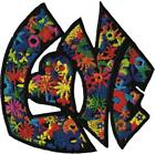 Flower Power Love Embroidered Iron On Patch Hippie Peace Daisy Hippy 148 S