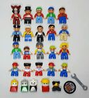 Lego Duplo People Mixed Figures Knight Pirate Prince Indian 25 Piece Lot
