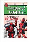 Deadpool Comic Book Collecting Guide and History 20