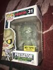 Funko Pop! MOVIES #31 CRYSTAL PREDATOR HOT TOPIC EXCLUSIVE RARE GREEN SPLATTER