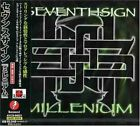SEVENTH SIGN Millenium JAPAN CD AVCB-66021 1997