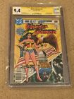 Wonder Woman 272 CGC 9.4 White Pages SS Gerry Conway (Classic Eagle Cover)